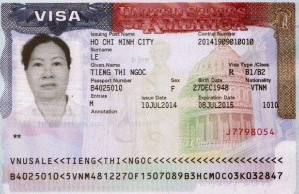 Hỗ trợ làm hồ sơ xin visa đi Mỹ - 0979.974.832